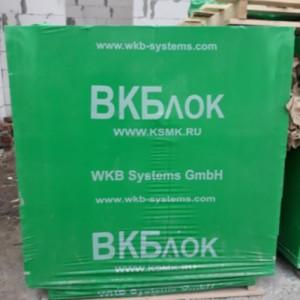 Газосиликатный блок ВК-Блок D500 600х250х300  (г. Ростов-на Дону)