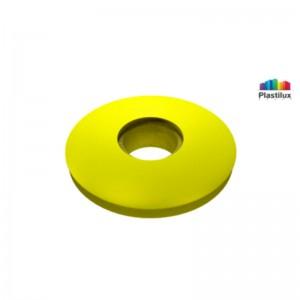 Прессшайба резиновая для поликарбоната D=30мм