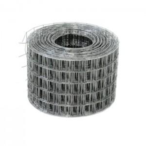 Сетка сварная 50х50х1,4мм ОЦИНКОВАННАЯ (0,35х50м)