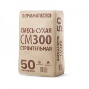 Формматэкон СМ 300 Смесь сухая строительная (50 кг)