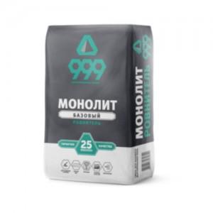 Смесь напольная Монолит  (25 кг)